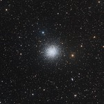 The Great Globular Cluster in Hercules - Messier 13